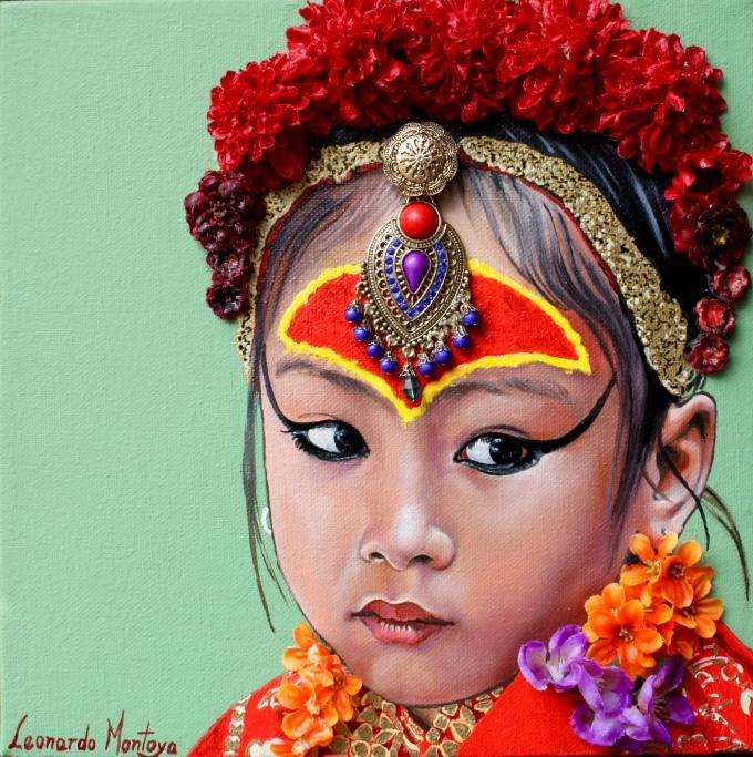 Kumari Girl