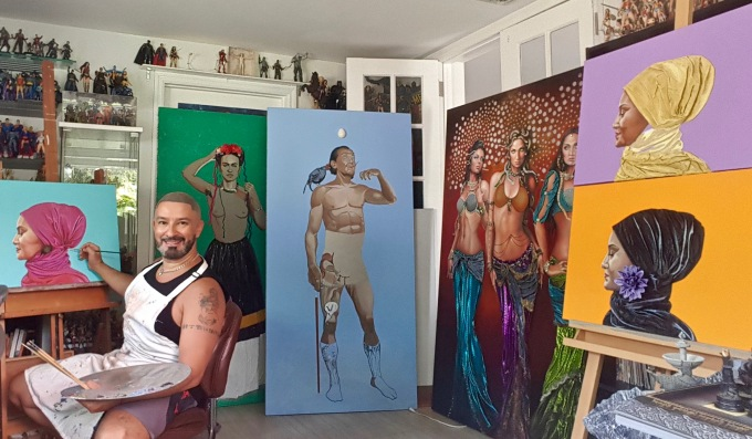 Art studio 2018