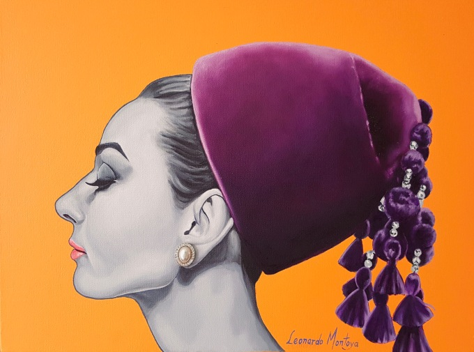 Audrey orange
